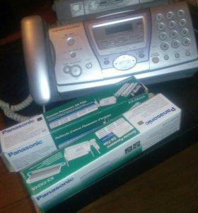 Факс-копир Panasonic KX-FC243