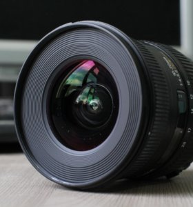 Объектив sigma 10-20mm f/4-5.6 ex dc Canon EF-S