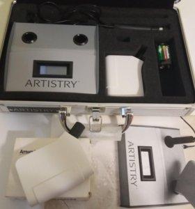 Портативный прибор для диагностики кожи лица