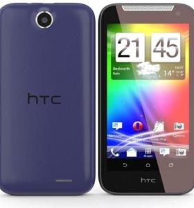 Телефон HTC 310 dual sim,цвет синий