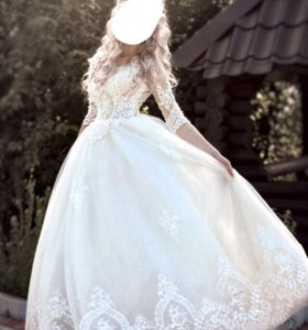 Платье свадебное / праздничное