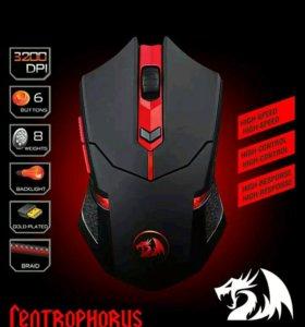 Мышка игровая (новая!!!)