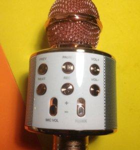 Беспроводной микрофон WS -858