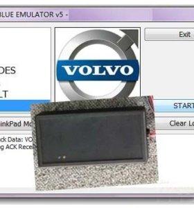 Программное отключение Adblue на DAF,