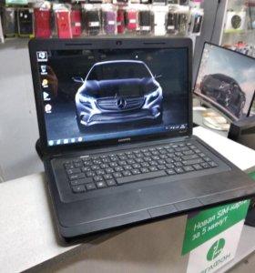 Ноутбук 2яд/4gb опер/320gb hdd Compaq