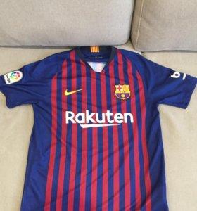 Форма Fc Barcelona (стоила 9284 ₽ с нанесением)