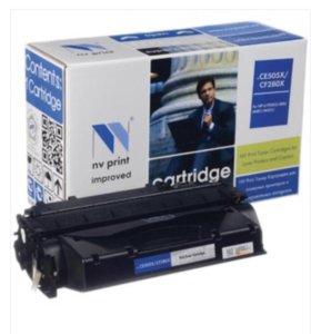 Картридж NV Print CF280A