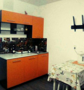 Квартира, студия, 23.6 м²