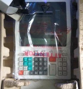 Калькулятор бухгалтера печатающий citizen 350DPA