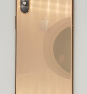 iPhone Xs, 256 GB Gold