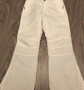 Утеплённые брюки для спорта