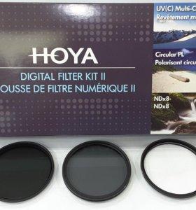 Набор фильтров HOYA 49 мм