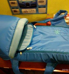Детская переноска для новорожденного