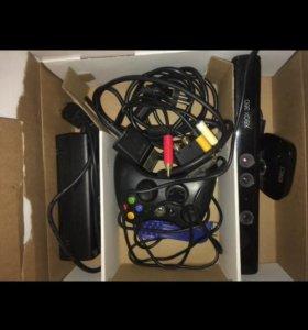 Продаю Xbox 360 Kinect