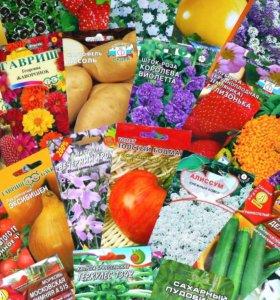 Семена большой выбор