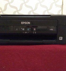 Мфу Epson l222