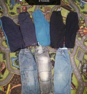 брюки и джинсы р-р 86-92