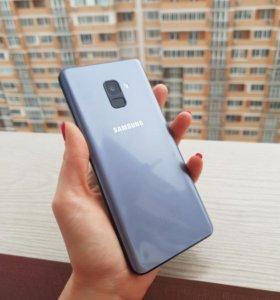Galaxy a8+ 2018, 4 /32gb, аккумулятор 3500
