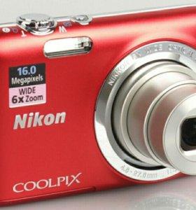 Фотоаппарат COOLPIX S2700
