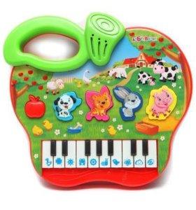 Игрушка Пианино. Азбукварик