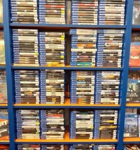 🎮Лицензионные игры Sony Playstation 4 PS4
