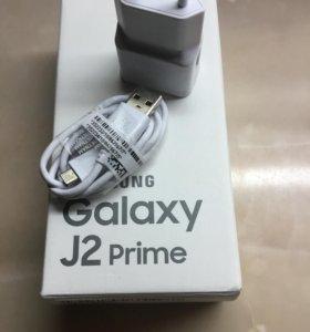 Новый оригинальный комплект зарядка samsung