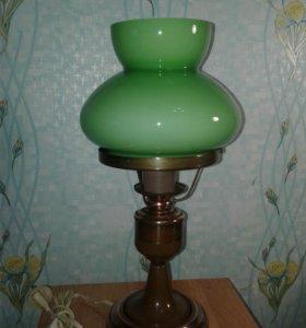 Кабинетная лампа 60х. годов.
