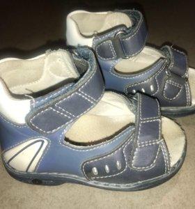 Немецкие ортопедические сандалии