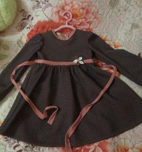 Платье на 3 года