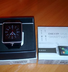 Продам Смарт-часы DEXP Otus S2