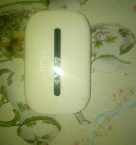3G wi-Fi роутер. Мтс