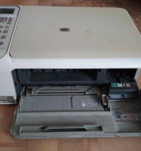 Принтер сканер копир фотосмарт