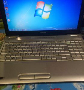 Toshiba satellite L500-1z1