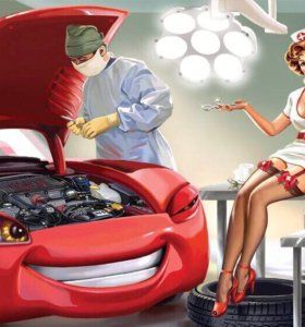 Ремонт авто любые проблемы