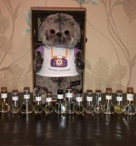 Отливанты селективной парфюмерии Byredo, Kilian...