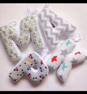 Бортики(подушечки,игрушечки,валики)