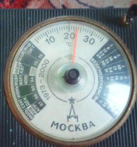 Календарь... Термометр