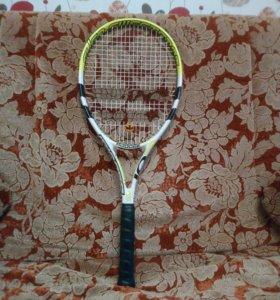Продам теннисную ракетку, детская