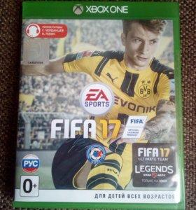 FIFA 17 для Xbox One