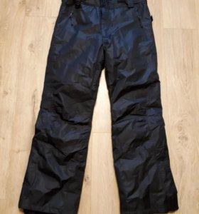 Мужские новые утепленные горнолыжные штаны