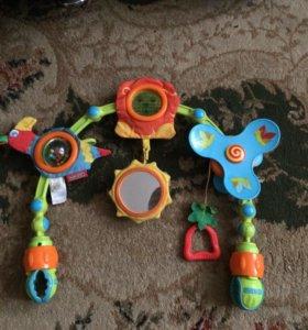 Дуга Tiny Love+игрушки 0+
