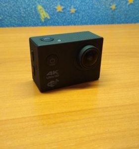 Prolike Action Camera 4K + Монопод