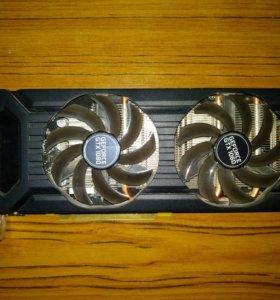 Видео карта Nvideo GeForce 1060 6GB Palit