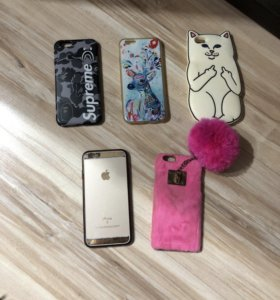 Чехлы на iPhone 7+/8+ 6/6s 5/5s 4/4s