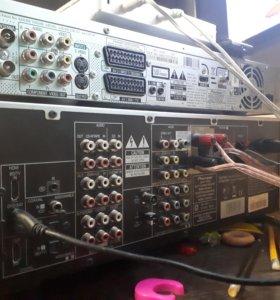 Ресивер pioneer dvr-560h и vsx-420