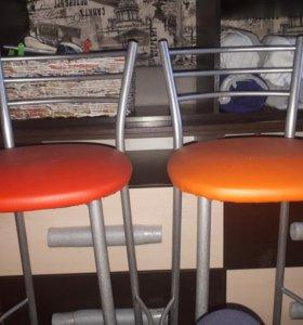 Барные стулья, цена за 1 штуку