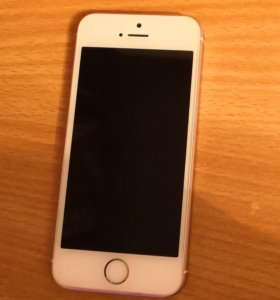 Iphone SE 16 гб розовое золото