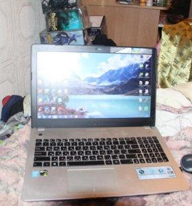 Игровой ноутбук на Corei7 и GTX850i