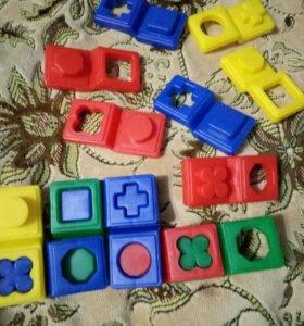 Развивающие игрушки от 1 до 5 лет