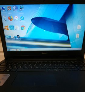 Ноутбук DELL P40F